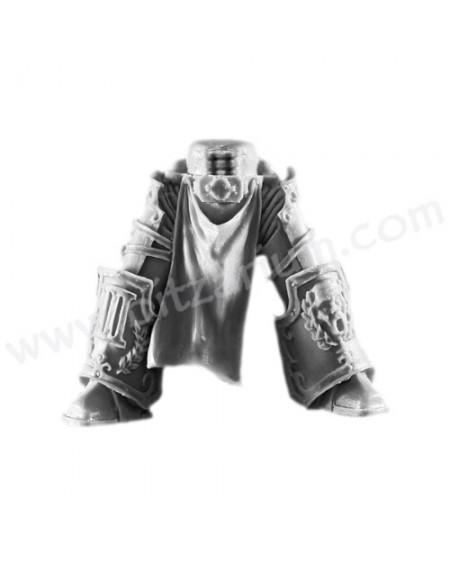 Jambes 3 - Terminators Phénix