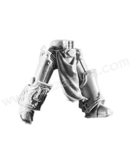 Jambes 5 - Terminators Phénix