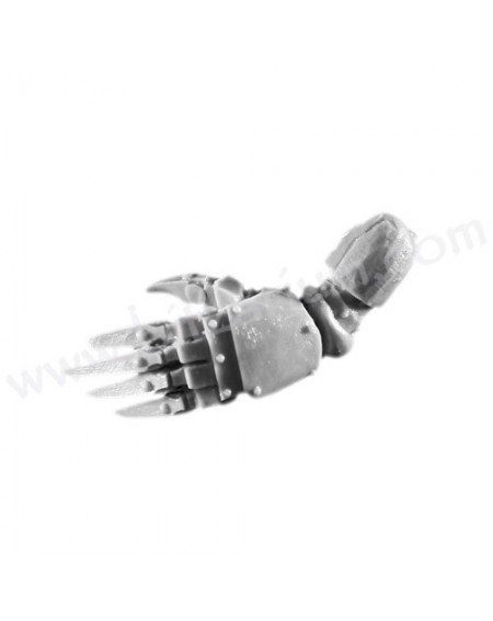 Lightning Claw 2 - Legion MKII Power Weapons