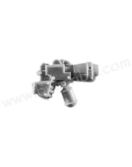 Hand Flamer 1 - Legion MKII Power Weapons