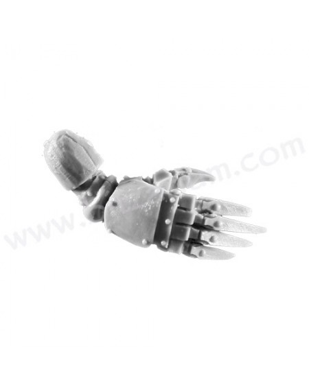 Lightning Claw 1 - Legion MKII Power Weapons