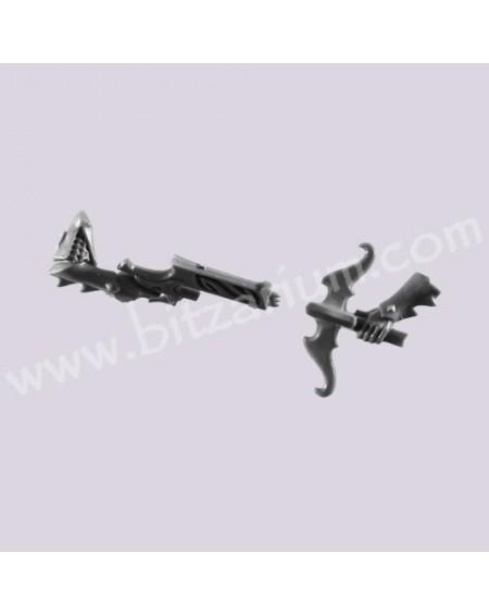 Crossbow D - Dreadspears