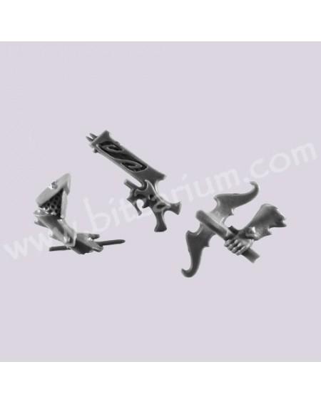 Crossbow G - Dreadspears