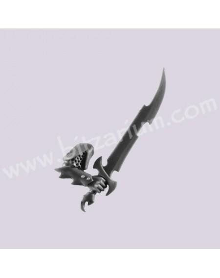 Sword D - Dreadspears