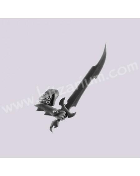 Sword H - Dreadspears