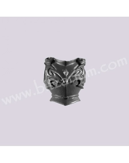 Front Torso 2 - Black Ark Corsairs
