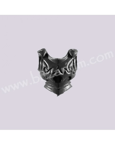 Front Torso 3 - Black Ark Corsairs
