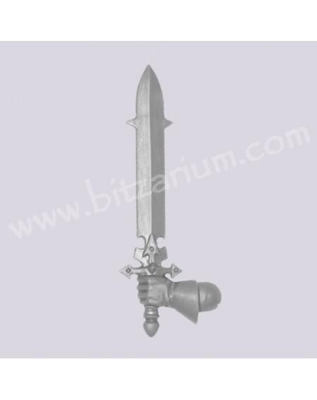 Left Sword
