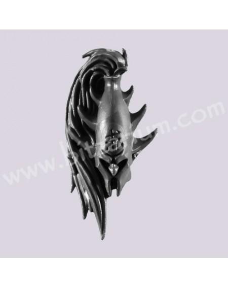 Head 2 - Black Guard of Naggarond