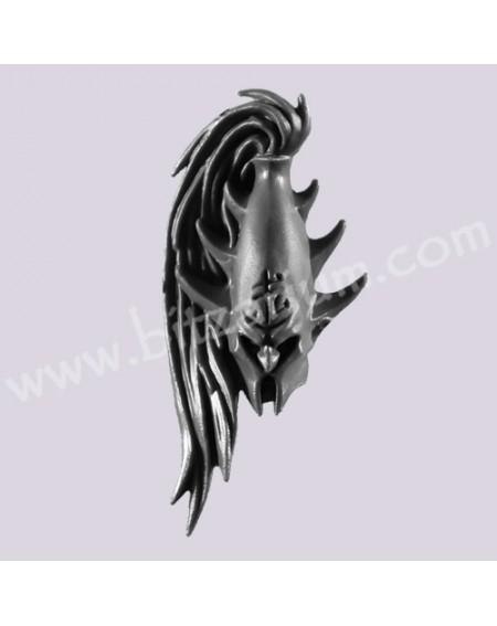 Head 3 - Black Guard of Naggarond