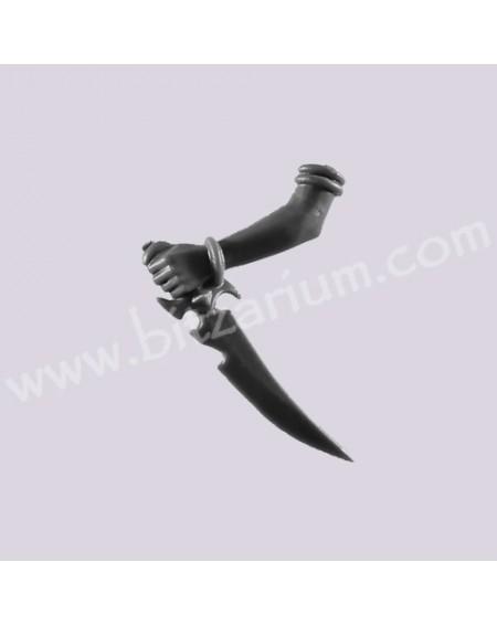 Dagger I - Witch Elves