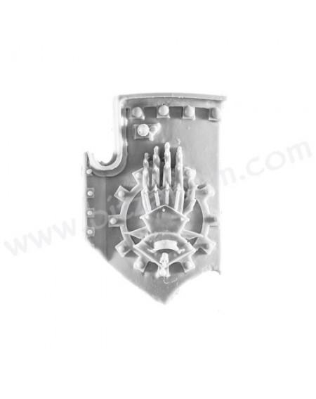 Shield 2 - Medusan Immortals