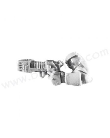 Pistolet à Plasma 2 - Agents Miliciens