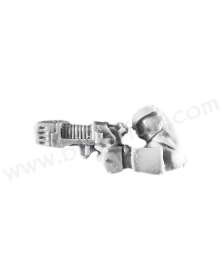 Plasma Pistol 2 - Militia Enforcers