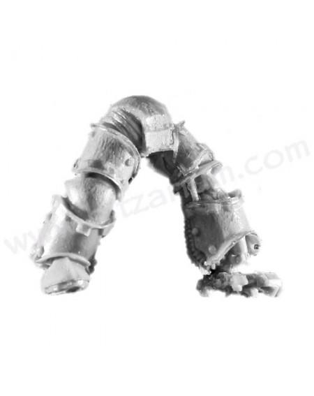 Jambes 1 - MKIII Iron Hands