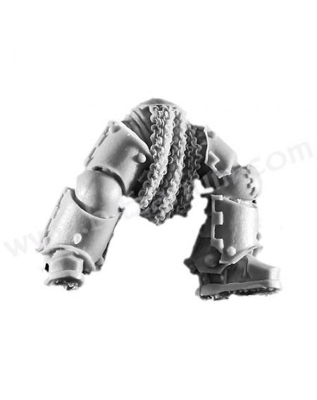Legs 3 - Iron Hands MKIII