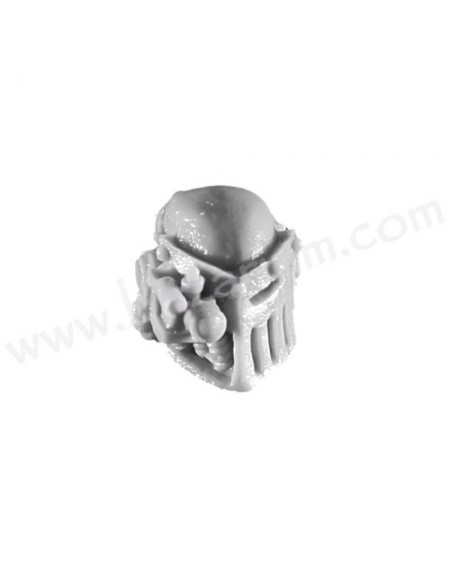 Head 3 - Iron Hands MKIII