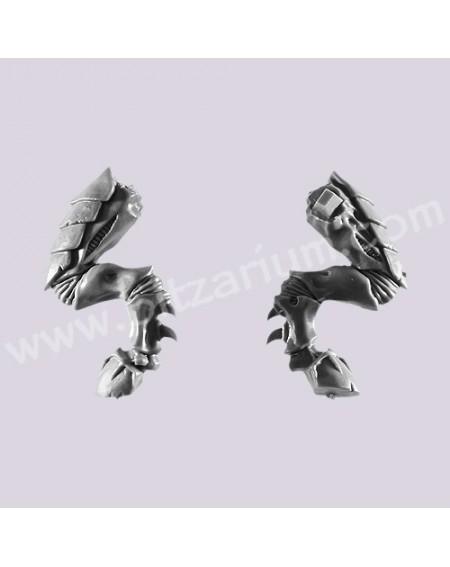Legs 1 - Tyranid Warriors