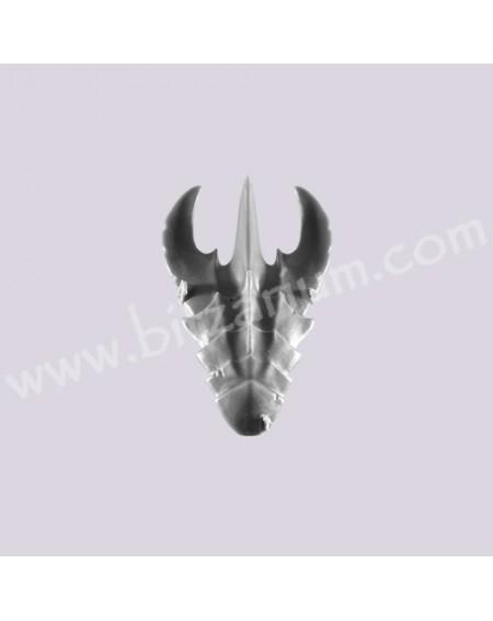 Head 2 - Tyranid Warriors