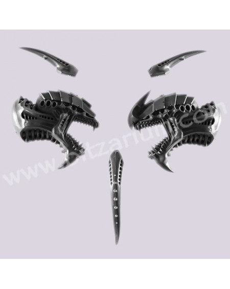 Head 1 - Harpy