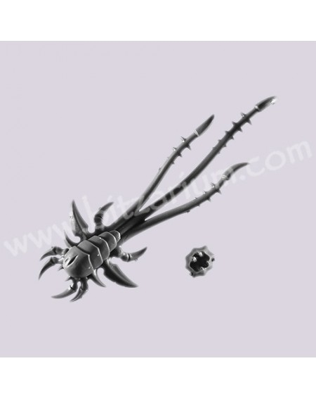 Tentaclid 1 - Hive Crone