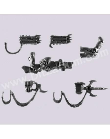 Impaler / Shock Cannon - Hive Guard