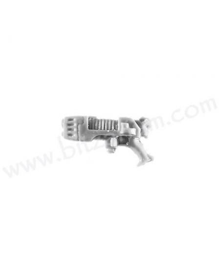 Pistolet à Plasma - Infanterie Cadienne