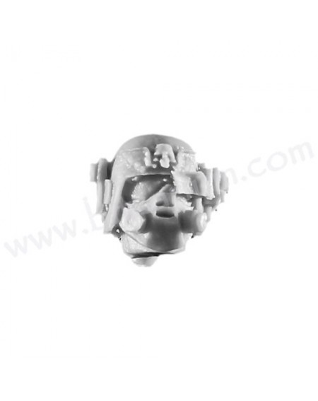 Head N - Cadian with Respirators