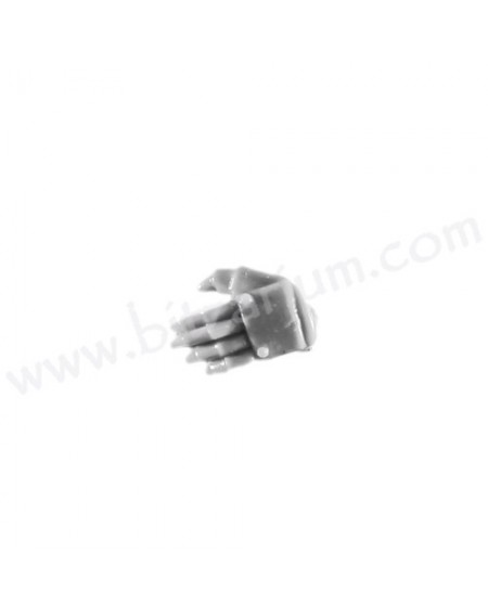 Main gauche 1 - Pyroclasts