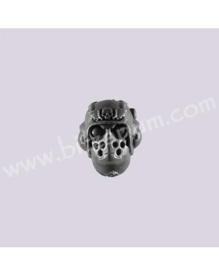 Helmeted Head 7 - Scions
