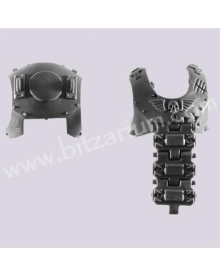 Armure Carapace 2 - Bullgryns