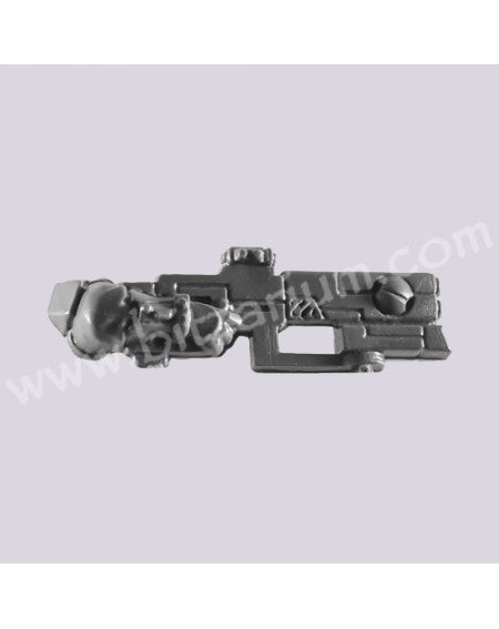Pulse Carbine 3 - Fire Warriors