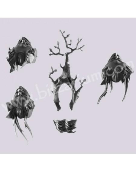 Waist - Treeman