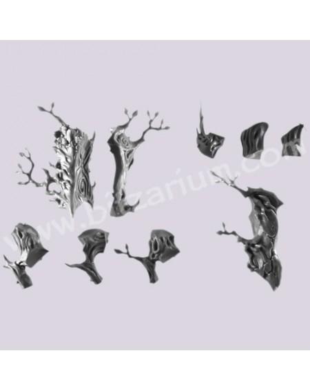 Right Leg - Treeman