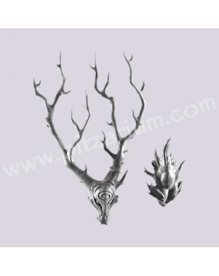 Head 2 - Treeman