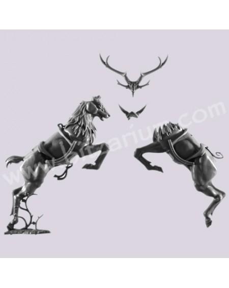 Steed of Kurnous 1 - Wild Riders