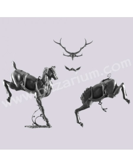 Steed of Kurnous 4 - Wild Riders