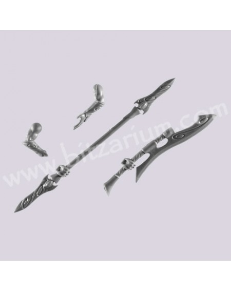 Astri Spear / Glaive 3 - Eternal Guard