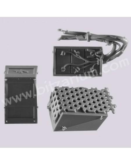 Battery - Mek Gunz