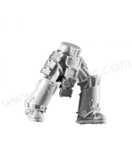 Jambes 1 - Terminators Gorgon