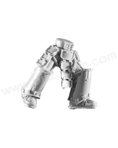 Jambes 2 - Terminators Gorgon