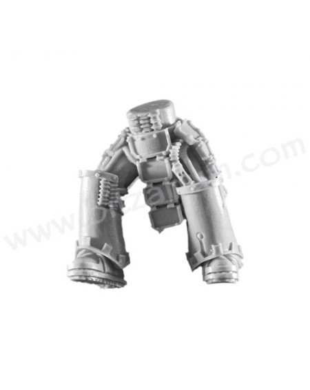 Jambes 4 - Terminators Gorgon