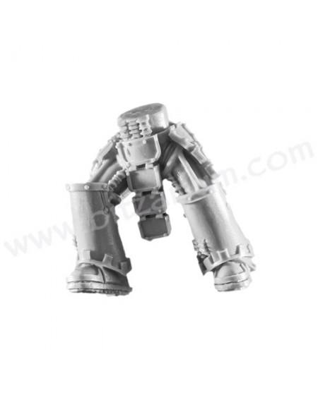 Jambes 5 - Terminators Gorgon