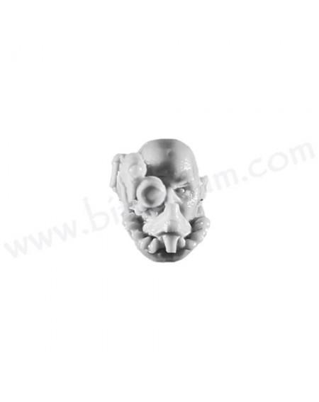 Head F - Iron Hands MKIII
