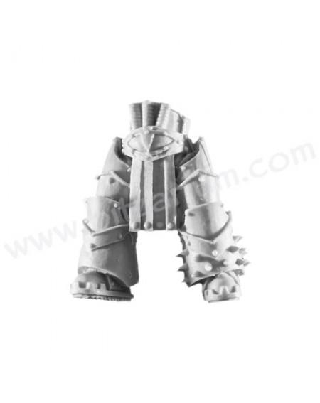 Jambes 1 - Terminators Justaerin