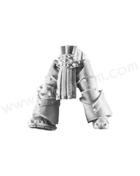Jambes 4 - Terminators Justaerin