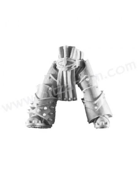 Jambes 5 - Terminators Justaerin