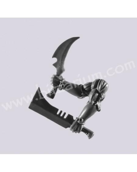 Left Arm 6 - Wracks