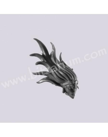 Daemonette Head 1 - Seeker Chariot