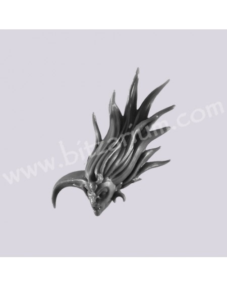 Daemonette Head 3 - Seeker Chariot